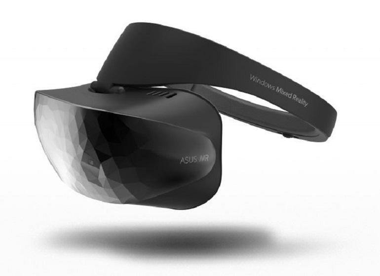 IFA 2017 : Asus présente son casque de réalité mixte