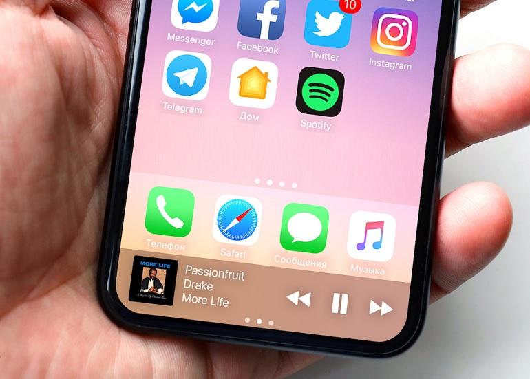 iPhone 8 : Apple supprimerait le bouton