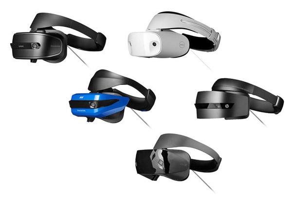 Casques réalité mixte Windows 10