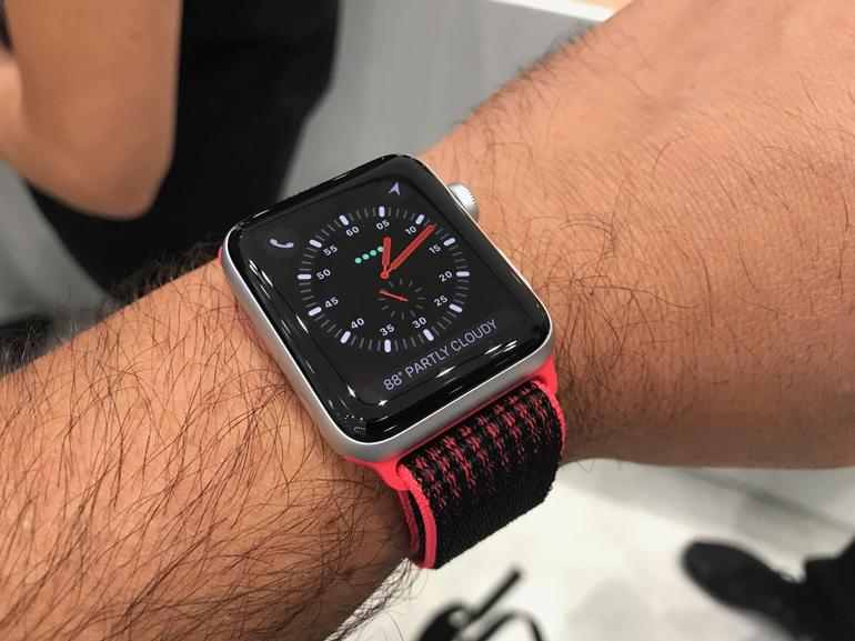 Apple Watch : des écrans MicroLED maison en développement ?