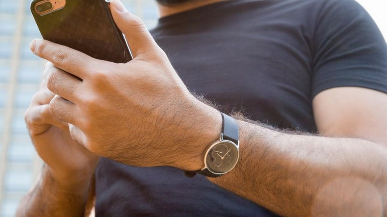 dernière sélection magasiner pour authentique plus grand choix Test Nokia Steel : notre avis - CNET France
