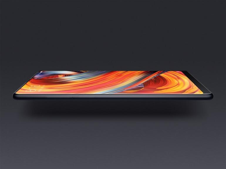 Xiaomi Mi Mix 2 : un concurrent du futur iPhone X, pour moins de 450€