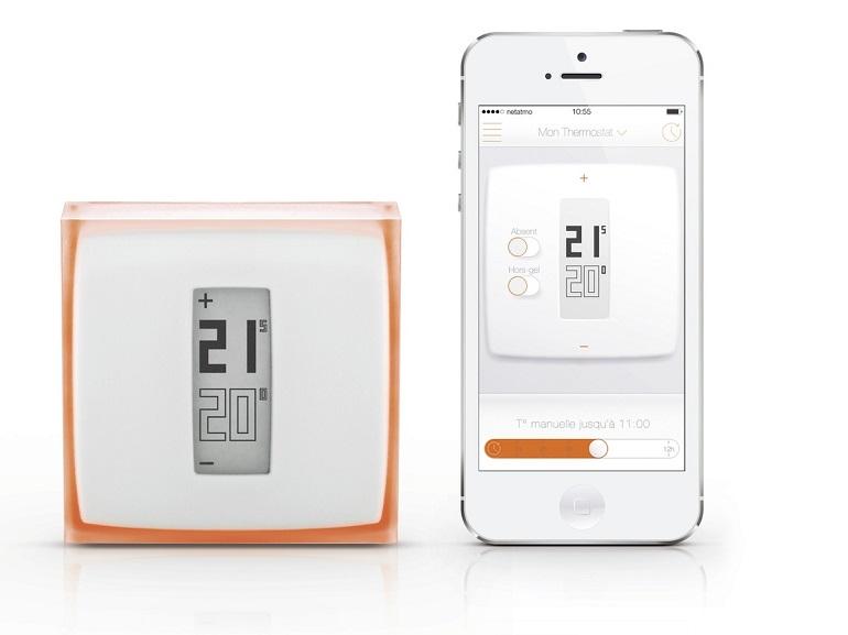 Netatmo Thermostat connecté