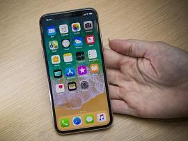 Apple iPhone X : la prise en main