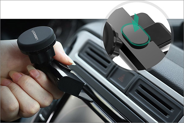 Support smartphone autoradio
