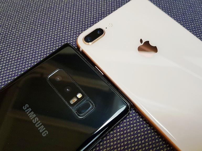 Galaxy Note 8 vs. iPhone 8 Plus : lequel dispose du meilleur double capteur photo ?