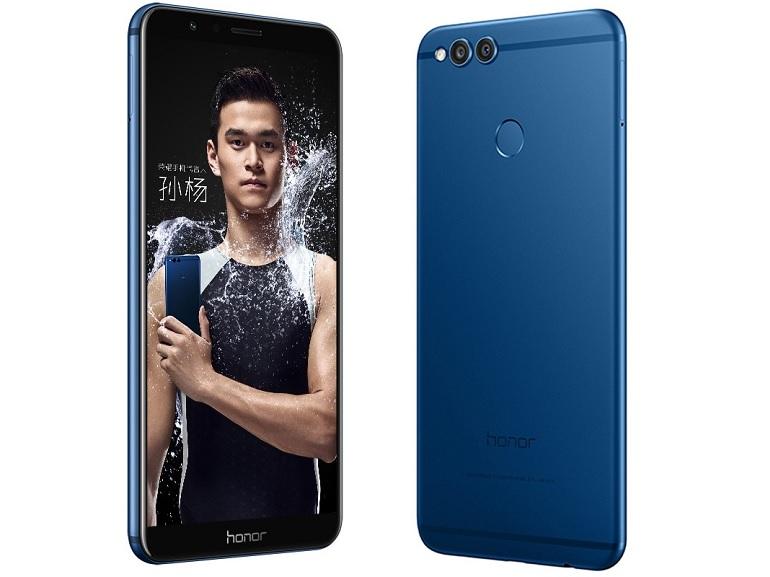 Huawei dévoile le Honor 7X : un smartphone avec écran borderless à moins de 200€