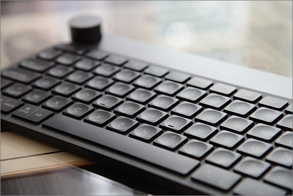 Touches du clavier