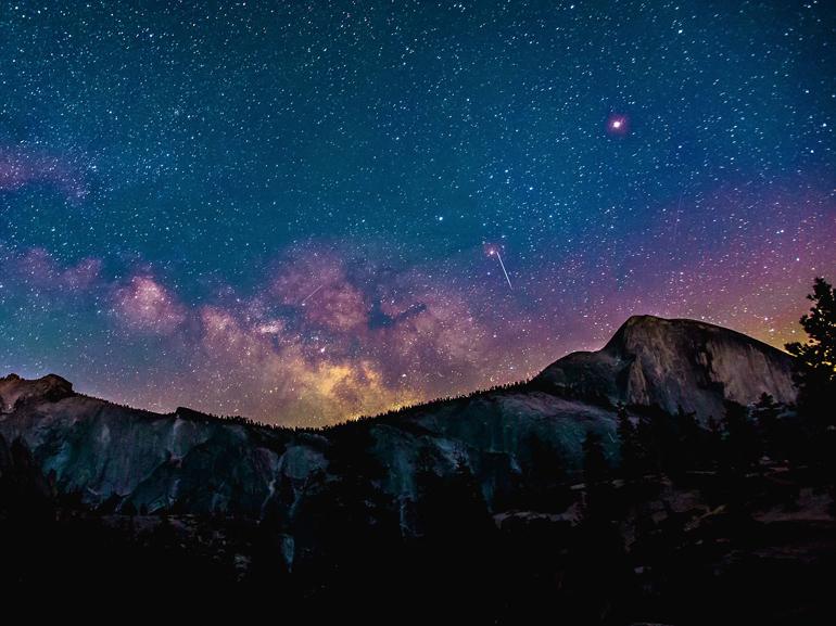 Orionides : ne manquez pas la pluie d'étoiles filantes cette nuit