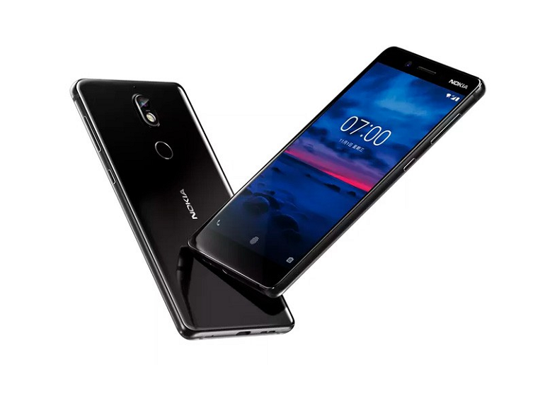 Le Nokia 7 est officiel, un énième smartphone milieu de gamme