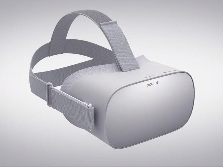 Oculus Go : le casque de VR serait lancé en mai, à moins de 200€