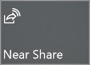 Activation du partage
