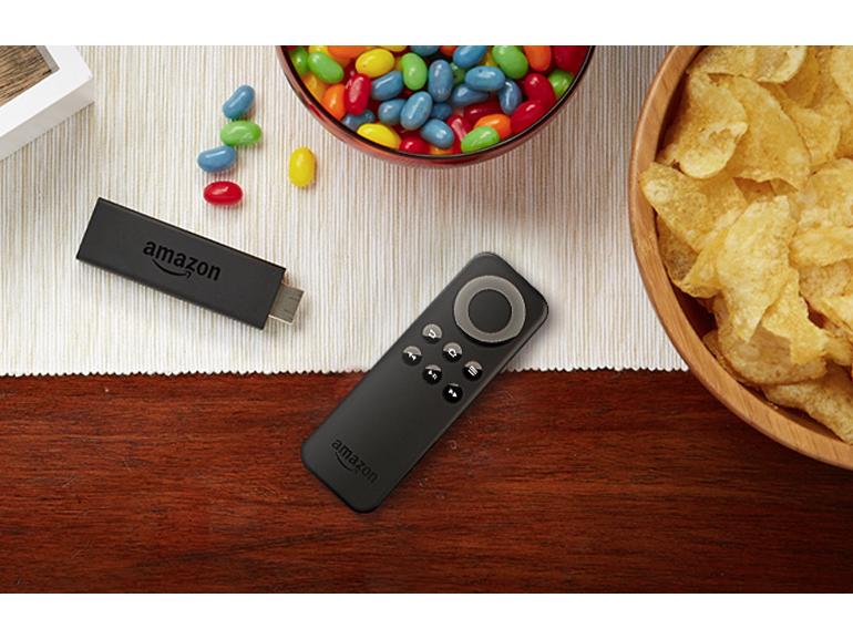 Le Fire TV Stick d'Amazon arrive en France à partir de 39,99€