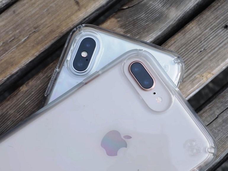 iPhone X vs iPhone 8 Plus : lequel fait les meilleures photos ?