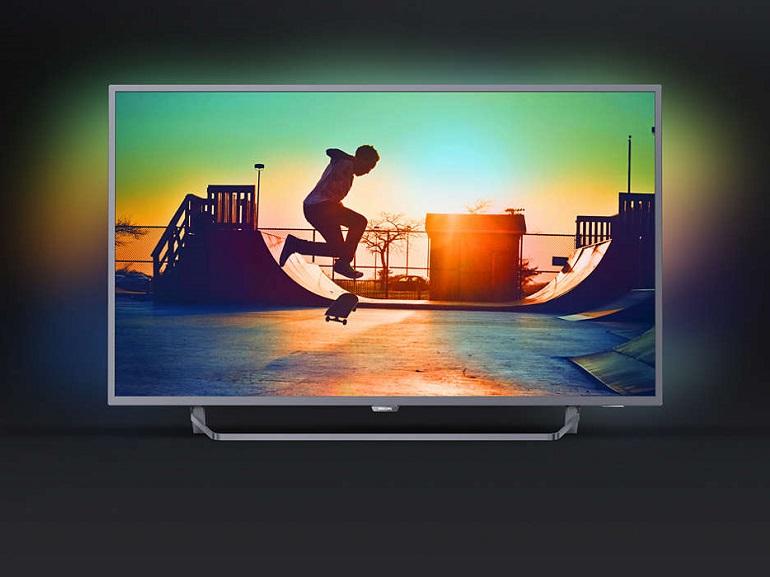 Bon plan : le TV Philips Ambilight 4K HDR de 50 pouces est à 699€
