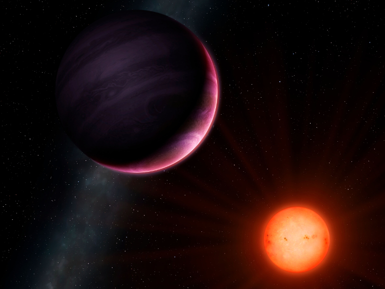 Découverte d'une planète «monstre» qui défie la Science