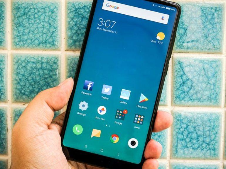 Xiaomi Mi Mix 2S : l'intelligence artificielle à l'honneur ?