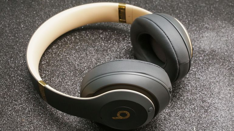 casque beats sans fil studio 3 or