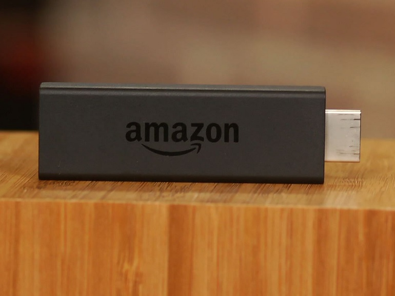 Test de l'Amazon Fire TV Stick, plus fort qu'un Chromecast ?