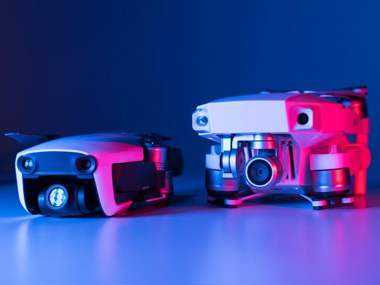 DJI Mavic Air vs. Mavic Pro vs. Spark : lequel de ces drones acheter ?