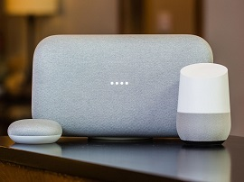 Test de la Google Home Max, Google Assistant monte le son
