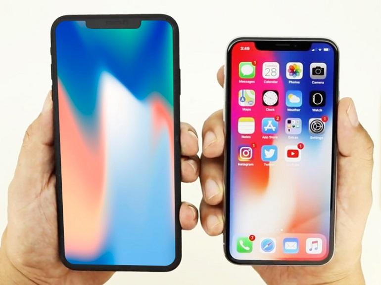 Apple préparait le plus grand iPhone jamais produit et un iPhone X moins cher pour les