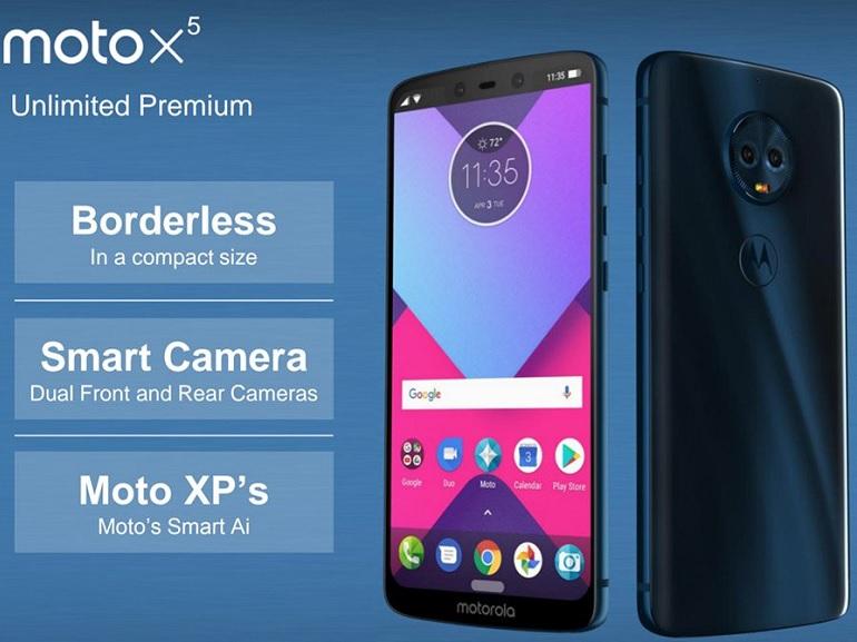 MWC 2018 : les Motorola Moto X5, G6 et Z3 dévoilés avant l'heure ?