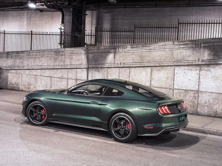 La célèbre Ford Mustang Bullitt est de retour dans une série spéciale pour les 50 ans du film