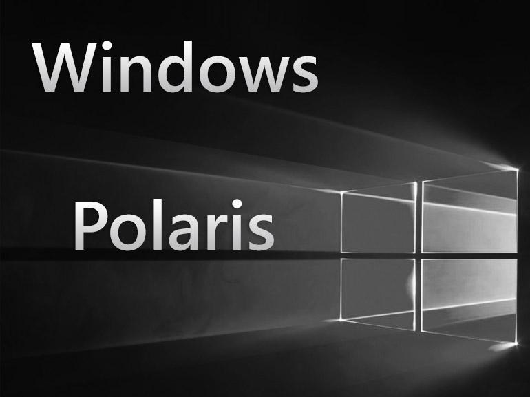Windows Polaris : une nouvelle déclinaison de Windows 10 pour 2019 ?