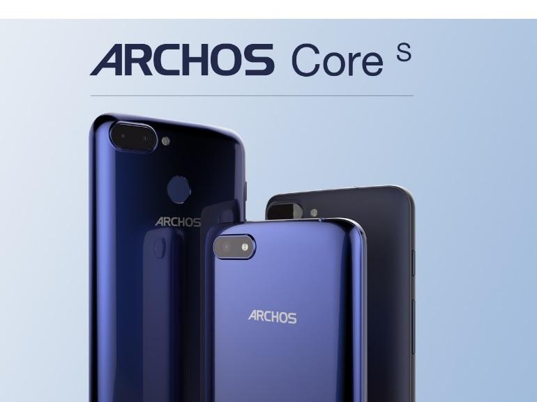 MWC 2018 : Archos dévoile trois smartphones au format 18:9, à partir de 90€