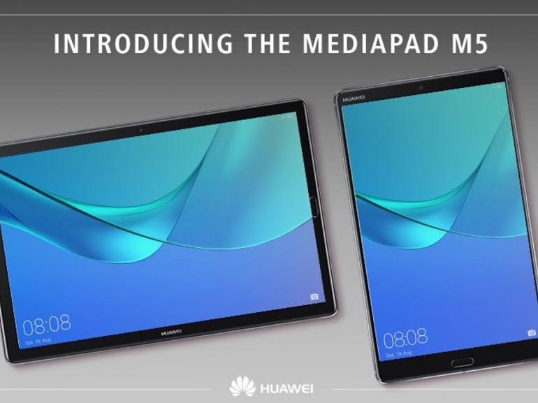 MWC 2018 : Huawei dévoile trois nouvelles tablettes haut de gamme