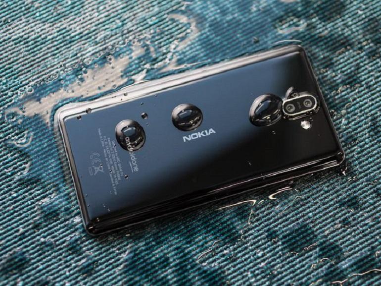 MWC 2018 : Nokia 8 Sirocco, le nouveau fleuron du finlandais HMD
