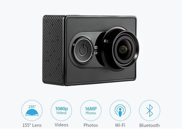 Bon plan : la caméra d'action YI 2K est à 30,99€ sur Amazon