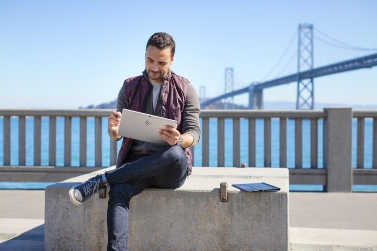HP Envy X2, ultra mobilité et autonomie