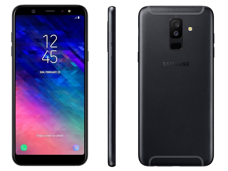 Samsung : un Galaxy A6 dans les starting-blocks ?