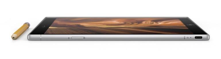Zoom sur le design et les matériaux du HP Envy x2