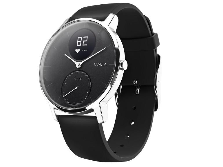 French Days : la montre Nokia Steel HR à 89,99€ au lieu de 190€