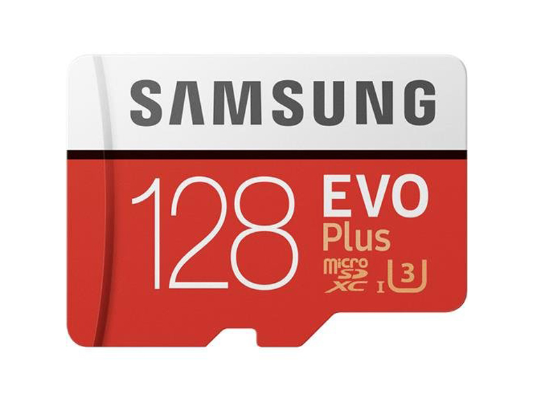 Samsung EVO Plus microSDXC 128 Go (U3)