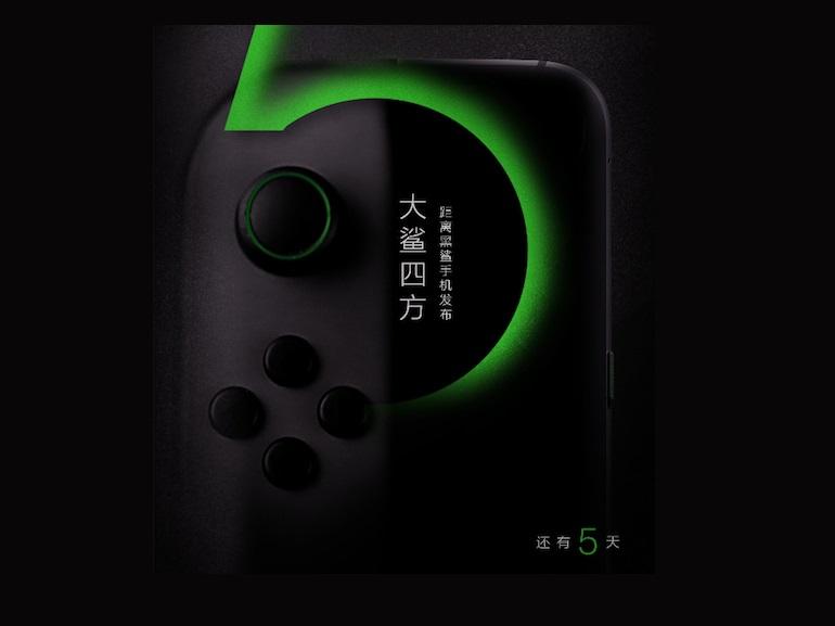 Black Shark, le smartphone gamer de Xiaomi pourrait être présenté ce vendredi 13 avril