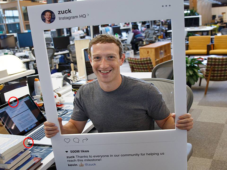 Mark Zuckerberg au Congrès : Non, Facebook n'enregistre pas vos conversations