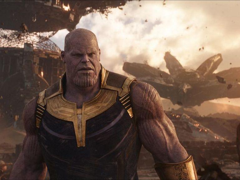 Avec 1,6 milliard de recettes, Avengers : Infinity War entre dans le top 5 du box-office mondial