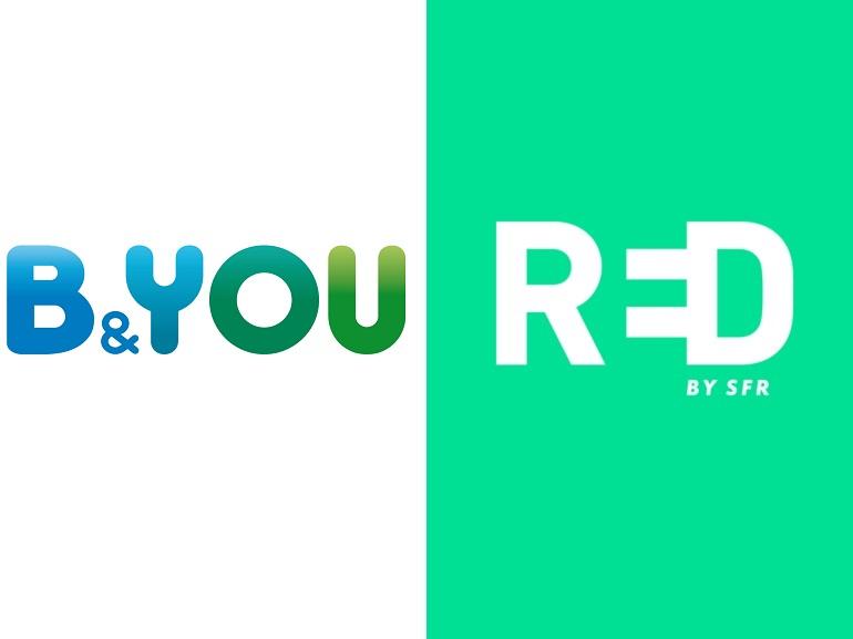 SFR RED ou B&You : quel forfait à 5 euros choisir avant le 25 juin ?