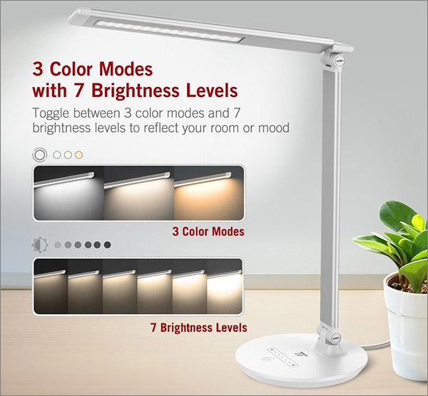 Modes d'éclairages