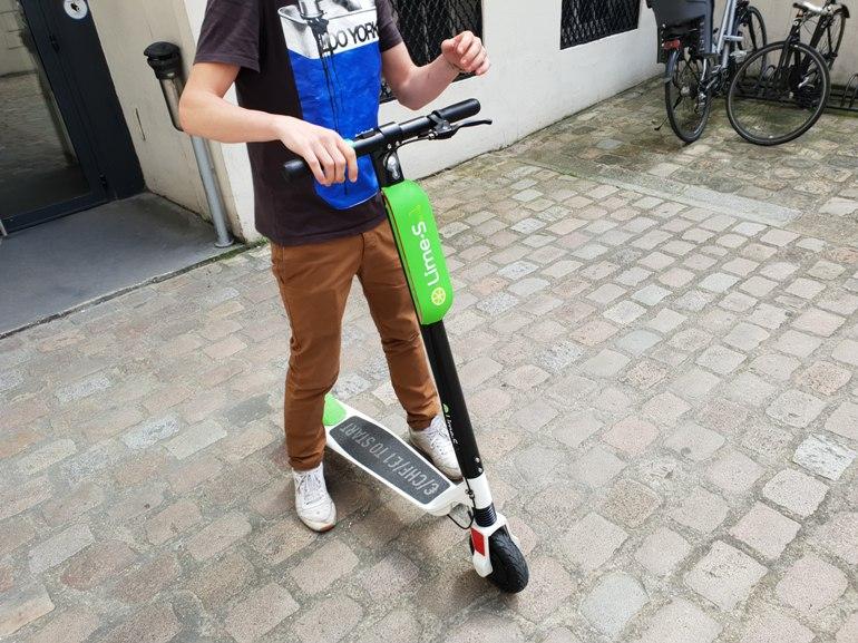 Test - Lime-S : Les trottinettes électriques en libre-service, c'est cool, mais pas sûr que ça dure