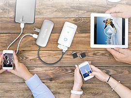 Test du routeur Wifi et NAS de voyage avec batterie de secours RAVPower