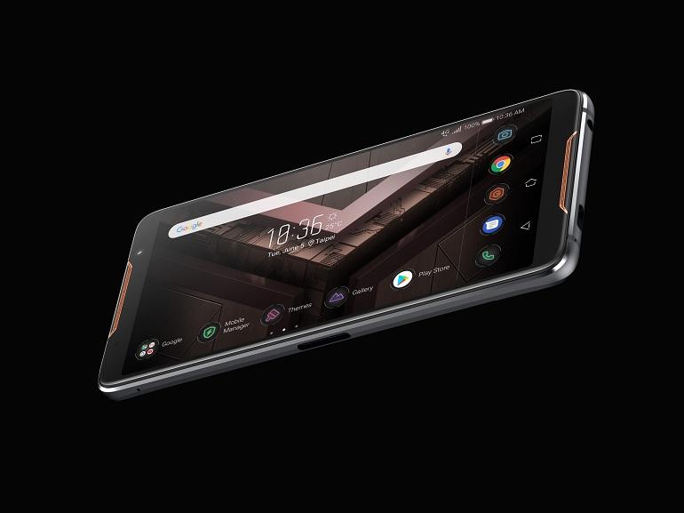 Asus dévoile son ROG PHONE, un smartphone conçu pour les joueurs