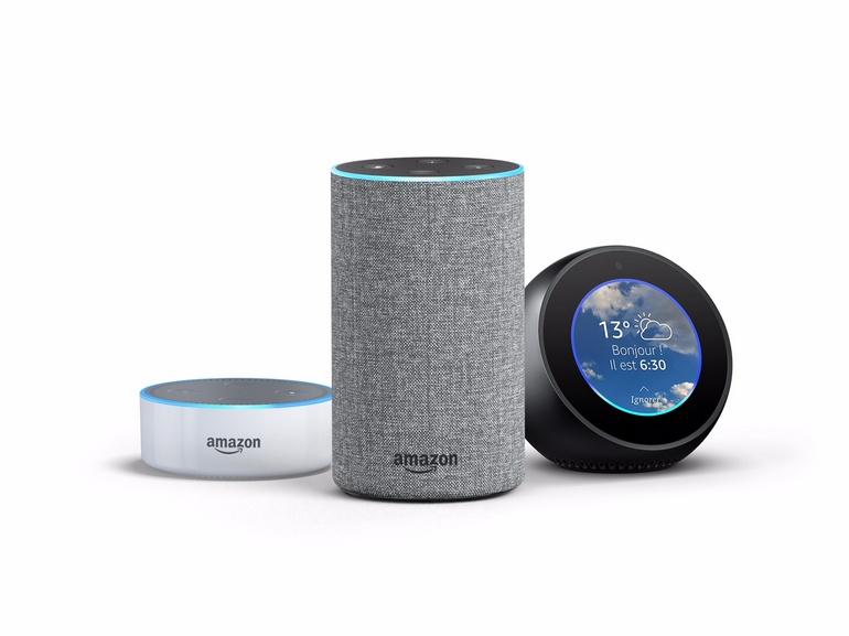 Alexa : bientôt un robot animé par l'IA d'Amazon ?