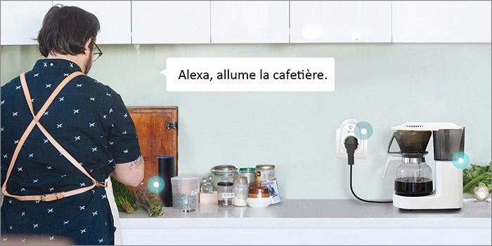 Alexa et TP-Link