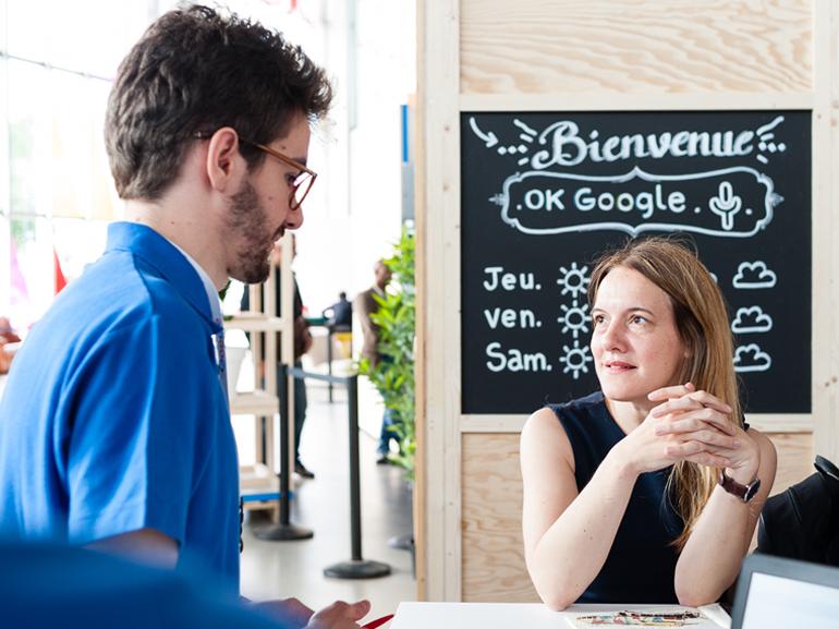 Google ouvre un atelier gratuit à Rennes pour vous former au numérique