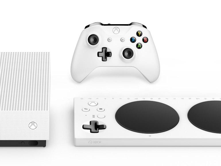 E3 2018 : la manette Xbox Adaptive est en précommande sur le Microsoft Store